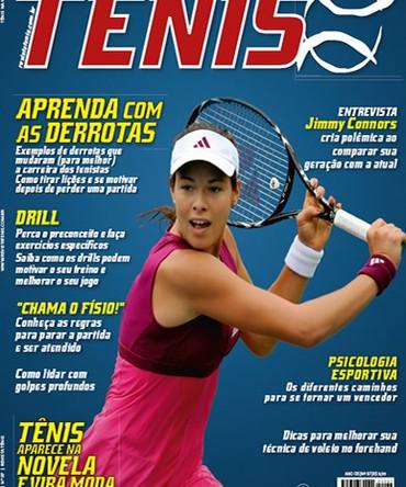 Revista TÊNIS 97 · Novembro 2011 · Tênis na novela e36e21c82f207