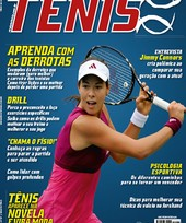Capa Revista Revista Tênis 97 - Tênis na novela