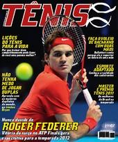 Capa Revista Revista Tênis 99 - Nunca duvide de Roger Federer