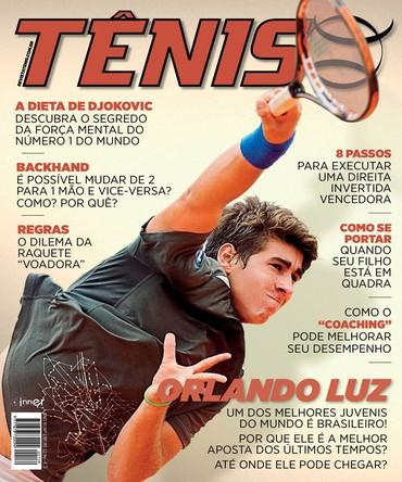 Revista TÊNIS 139 · Abril 2015 · Orlando Luz e6a75a0986452
