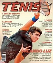 Capa Revista Revista TÊNIS 139 - Orlando Luz