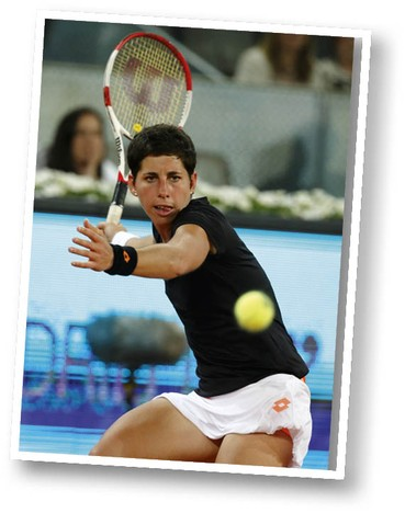 Carla Suárez Navarro