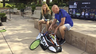 Andre Agassi e Steffi Graf