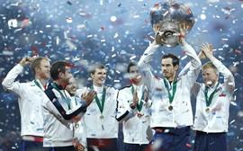 Grã-Bretanha vence Copa Davis