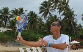 O novo técnico do Brasil de Beach Tennis