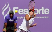 Favoritas avançam à segunda rodada no WTA Brasil Tennis Cup