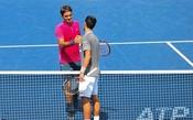 """Djokovic afirma: """"Federer e Nadal me tornaram um jogador melhor"""""""
