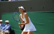 Casal 20 do tênis mundial, Sharapova e Dimitrov tentam manter o foco dentro da quadra