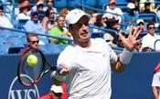 """Henmam empolgado com Murray: """"Está jogando o seu melhor tênis"""""""