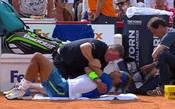 Rafael Nadal sofreu taquicardia na semifinal de Hamburgo